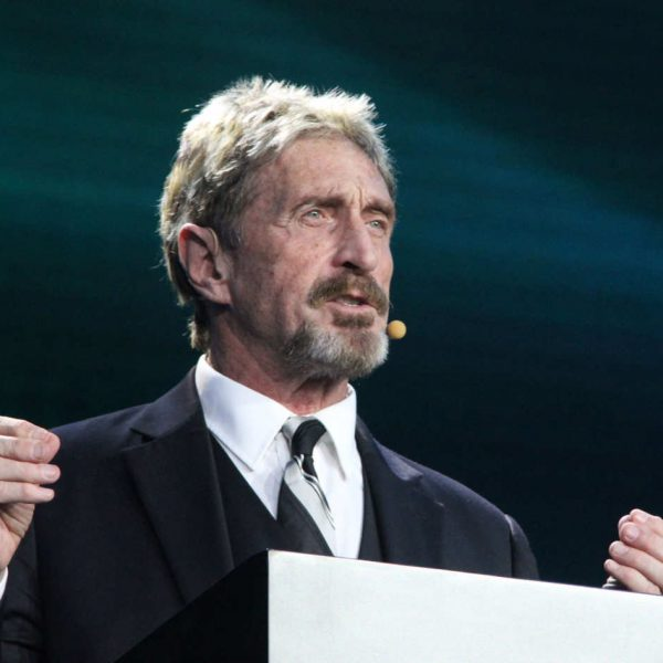 John McAfee 3 Major Cybersecurity Predictions for 2017